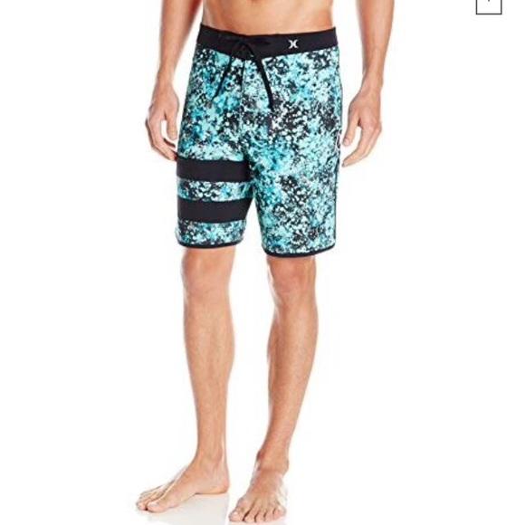e151c6b284 Hurley Swim | P60 Phantom Block Party Resin Board Shorts | Poshmark